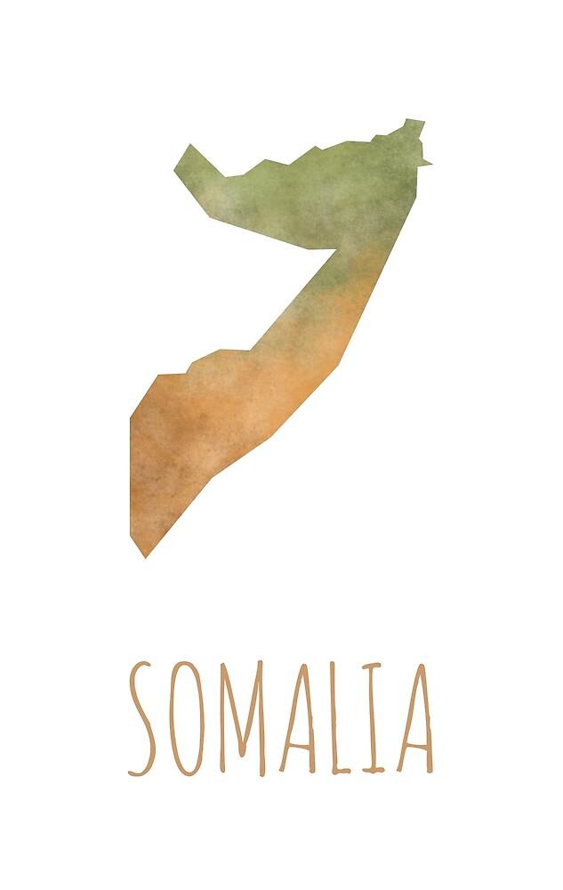 Somalia by Motivburg