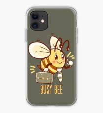 Busy Bee - Bee Busy iPhone Case