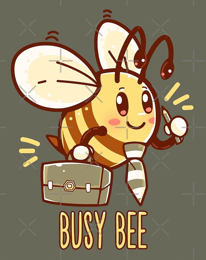 Busy Bee - Bee Busy by TechraNova