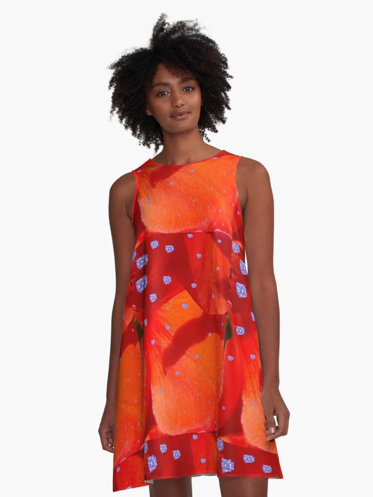 Untitled A-Line Dress Front