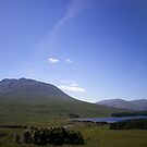 The Scottish Highlands by ZoraMarie