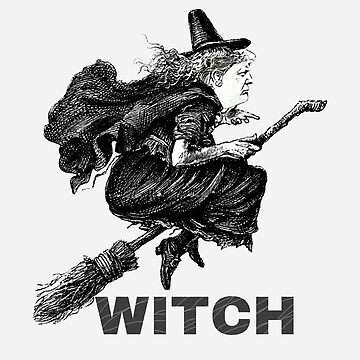 WITCH by Blobsquatch