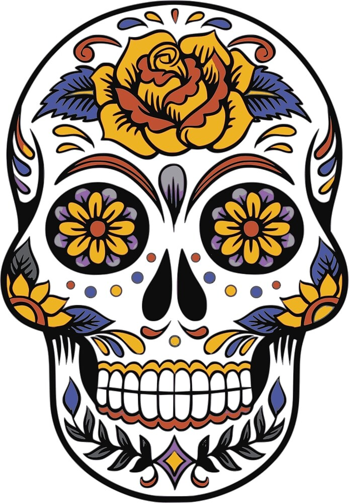 Skull by Igor Drondin