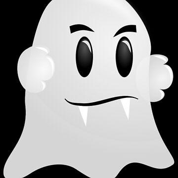 Vampire Ghost by Slinky-Reebs