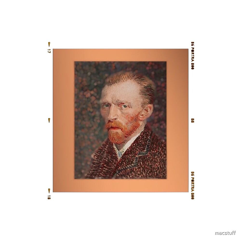 Van Gogh the Art Hoe  by macstuff