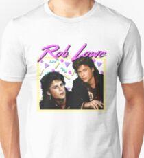 80s Rob Lowe Unisex T-Shirt