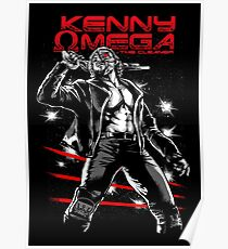Kenny Omega The Cleaner Poster