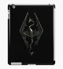 The Elder Scrolls V: Skyrim | High quality logo's (4K) iPad Case/Skin