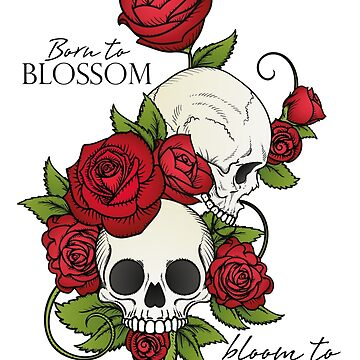 Born to Blossom, Bloom to Perish by NORTHERNDAYS