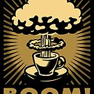 Coffee Boom - Colour by SqueakyPics