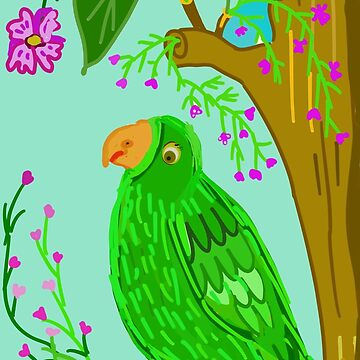 Parrot by Solfloy