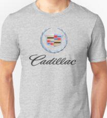 Vintage Cadillac Emblem Unisex T-Shirt
