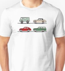 Volvo Lineup Slim Fit T-Shirt
