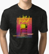 Retro Be Kind Rewind Tri-blend T-Shirt
