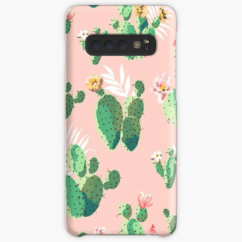 Cactus Print Case & Skin for Samsung Galaxy