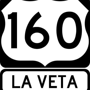 US Highway 160 - La Veta, Colorado by NewNomads