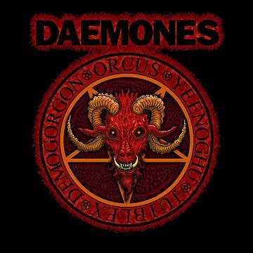 Daemones - Azhmodai 2018 by Azhmodai