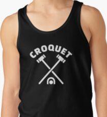 Croquet Tank Top