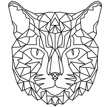 Cat Geometric as Geometric by FrediWicht