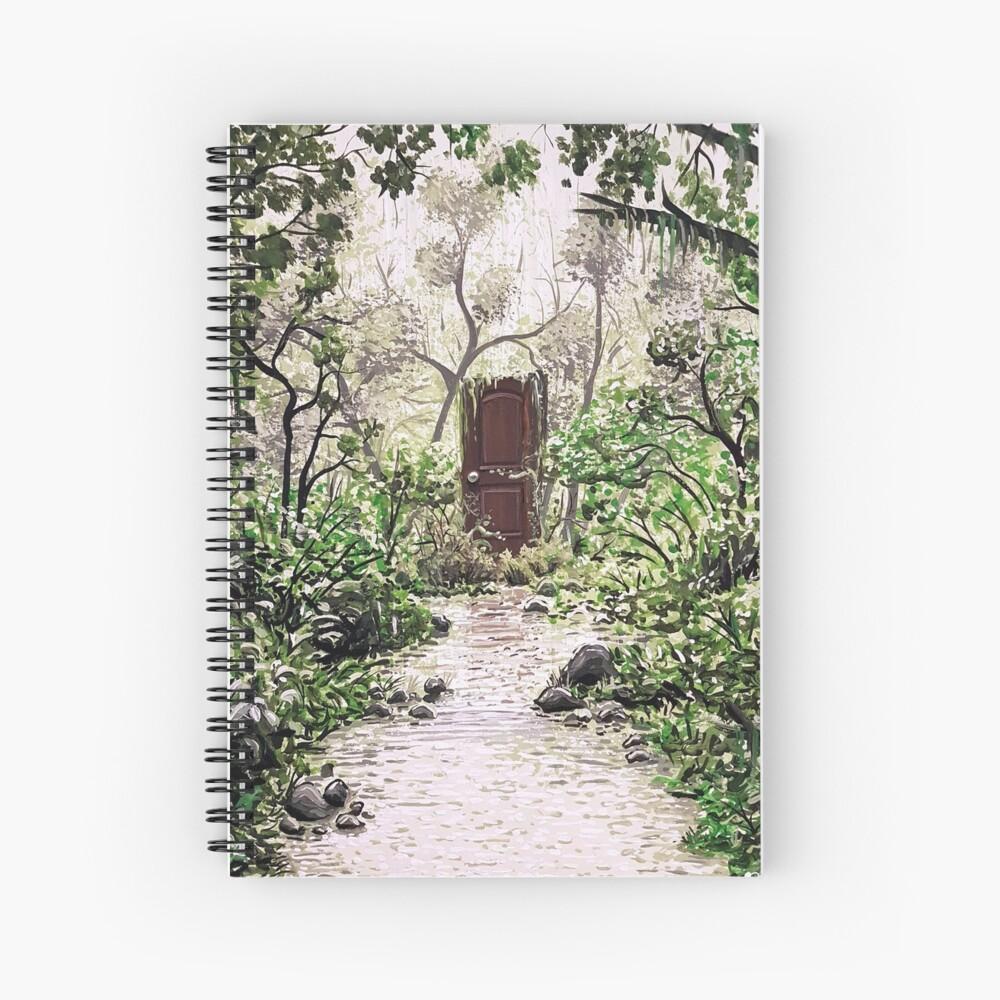 Bienvenido a casa Cuaderno de espiral