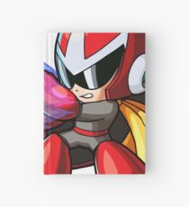 Chibi Protoman Hardcover Journal