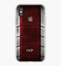 Mass Effect iPhone iPhone Case
