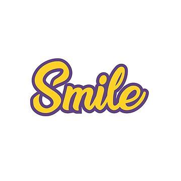 Smile by jrdesign1