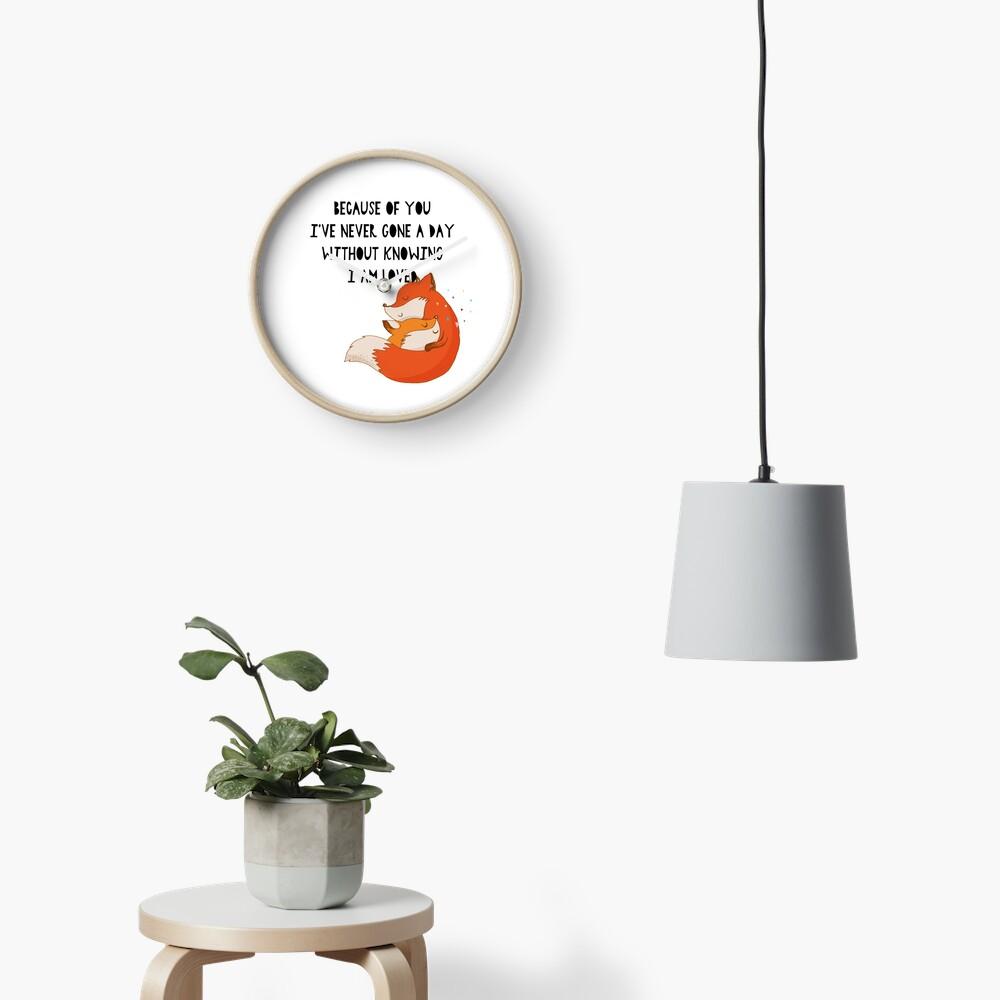 Mutterliebe Uhr
