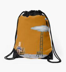 Conversations Drawstring Bag