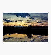 Summer Evening #2 Photographic Print