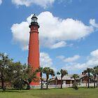 Ponce Inlet Lighthouse by Bob Hardy
