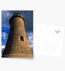 Tynemouth Lighthouse Postcards