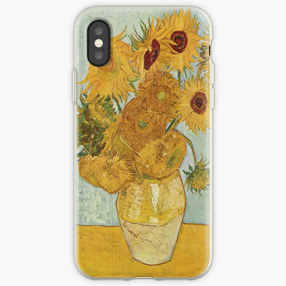 Vincent van Gogh's Sunflowers iPhone Case & Cover