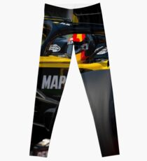 Carlos Sainz  Formula 1 Leggings