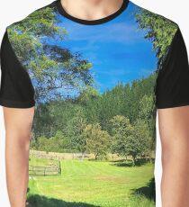Farmyard Graphic T-Shirt