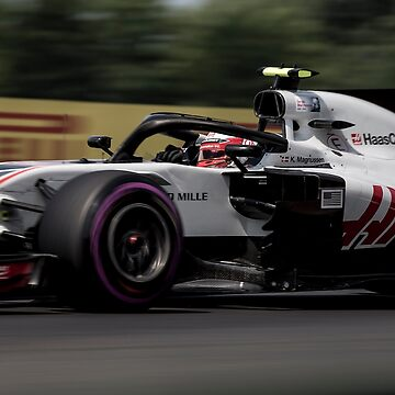 Haas Usa Formula 1 team by SpeedKing