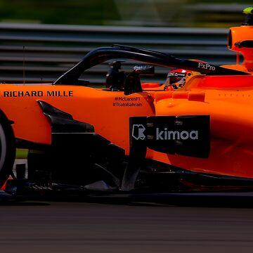 McLaren Formula 1 by Srdjanfox