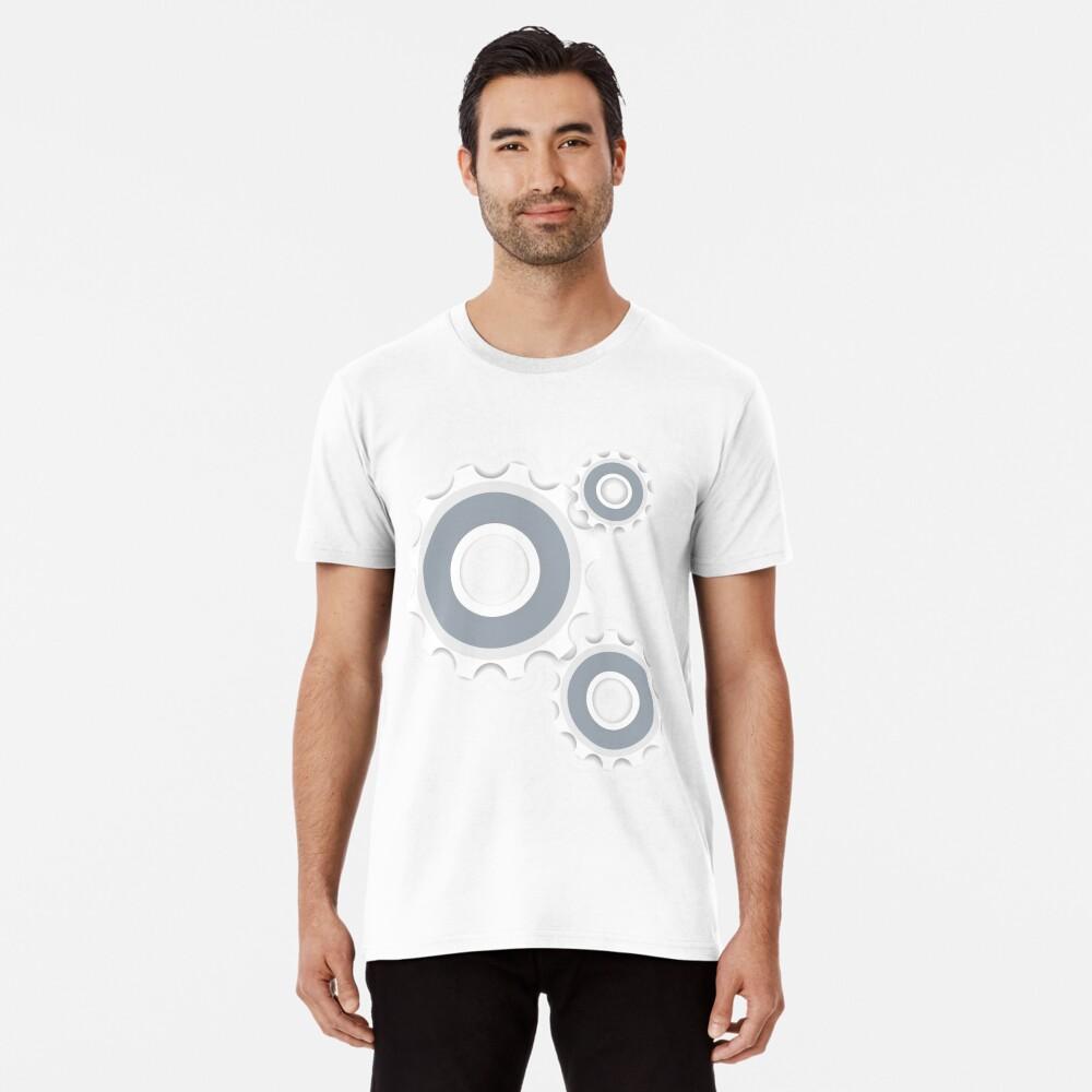 Zahnrad Zahnrad Premium T-Shirt