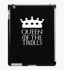 Queen of the Trolls, #Trolls  iPad Case/Skin