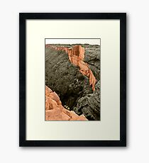 Kings Canon Framed Print