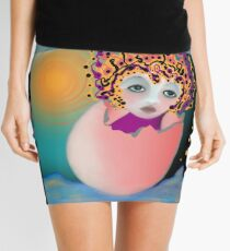 Coming out of my shell  Mini Skirt