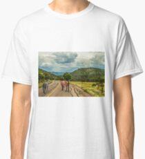 Fossil Creek Road Classic T-Shirt