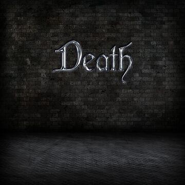 DEATH | Occult Art by CarlosV