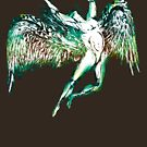 """ICARUS THROWS THE HORNS - dirty beach *find unlisted gems in my portfio"""" by butterflyscream"""