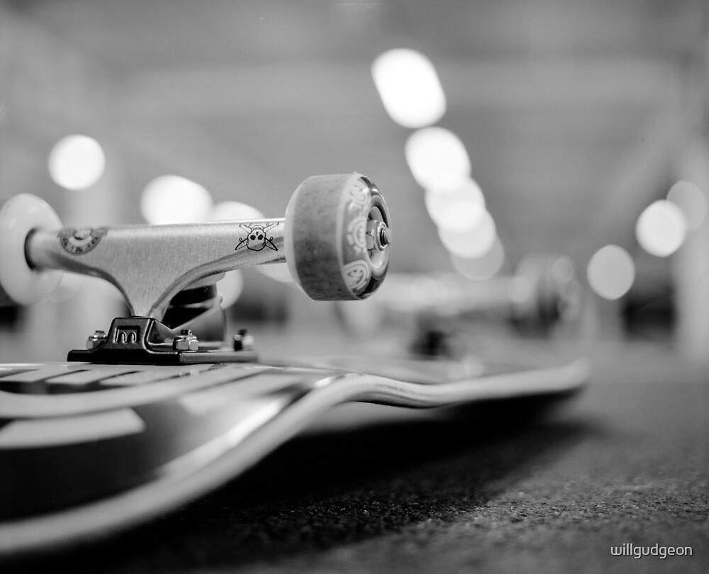Skateboard by willgudgeon