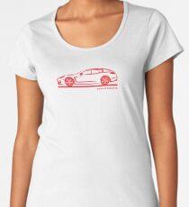 Porsche Panamera 970 Women's Premium T-Shirt