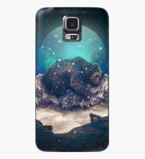 Funda/vinilo para Samsung Galaxy Debajo de las estrellas | Osa Mayor