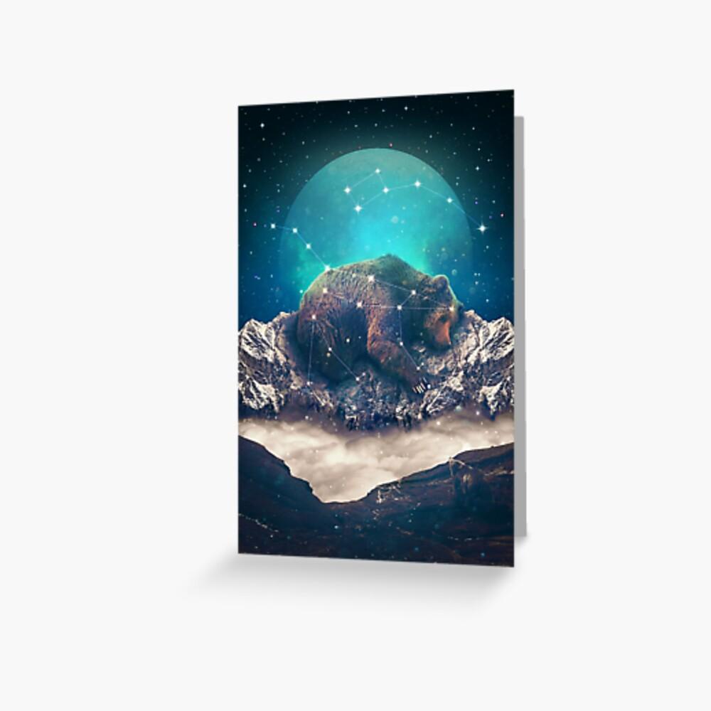 Under the Stars | Ursa Major Greeting Card