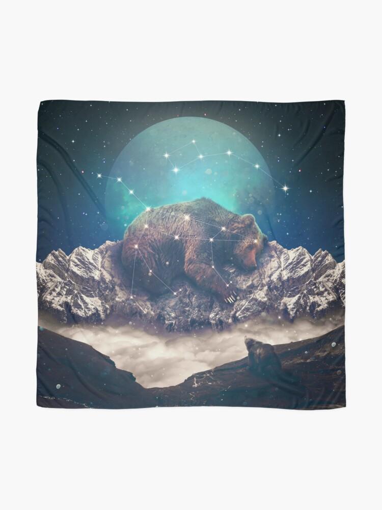 Alternative Ansicht von Unter den Sternen   Ursa Major Tuch