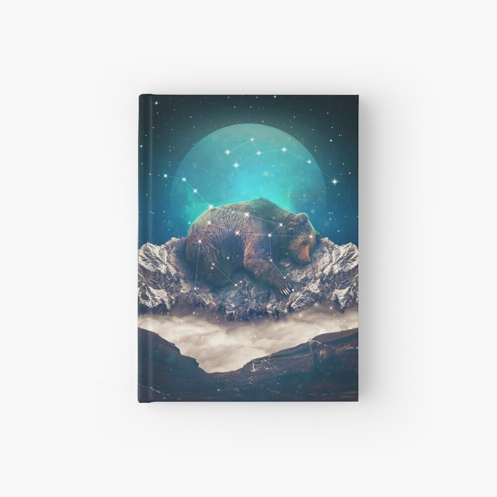 Under the Stars | Ursa Major Hardcover Journal